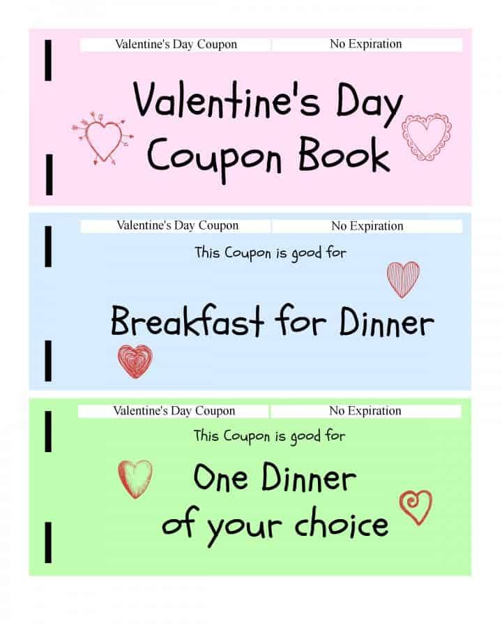2 Free Valentine\u0027s Day Coupon Book Printables - Farmer\u0027s Wife Rambles