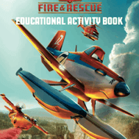 Free Planes Fire & Rescue Printables