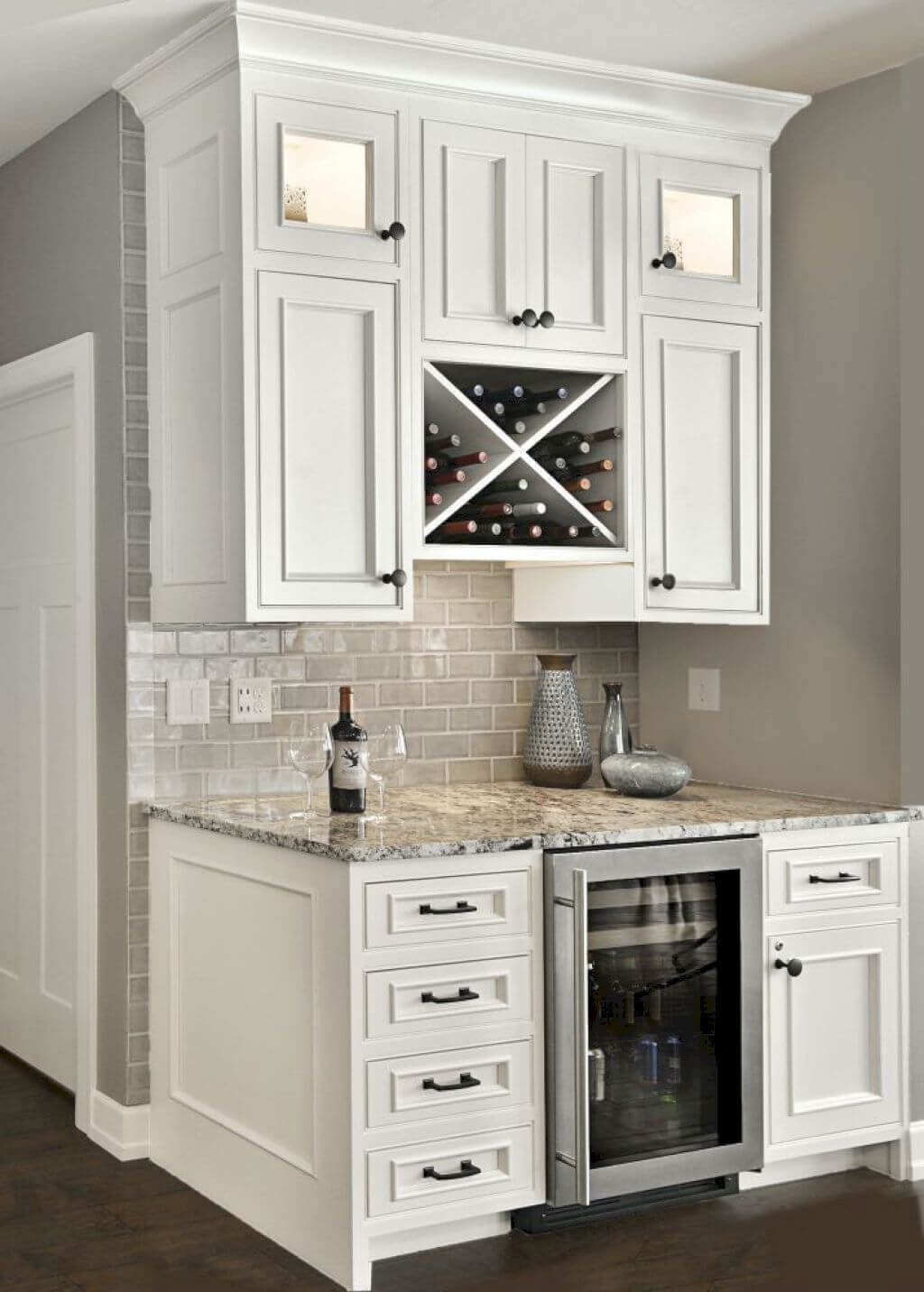 Kitchen Cabinet Decor Ideas 47 Stunning White Kichen Cabinet Decor Ideas With Photos For 2019