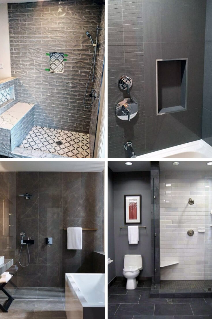 Bathroom Tile Designs Bathroom Tile Design Ideas For Incorporating Tile Into The