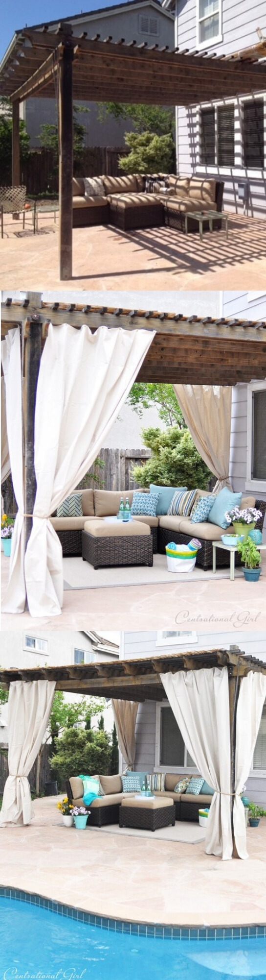 30 Stunning Outdoor Curtain Ideas Designs For 2021