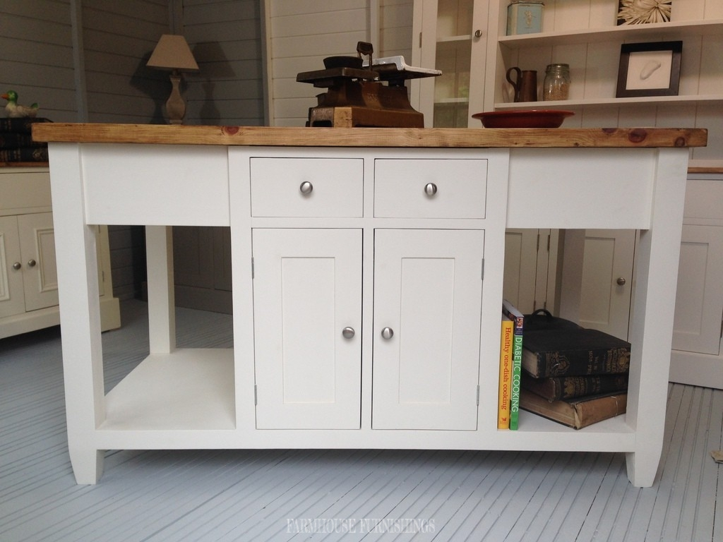 Used Oak Kitchen Cabinets Kitchen Island Painted Kitchen Units Oak Kitchen Islands