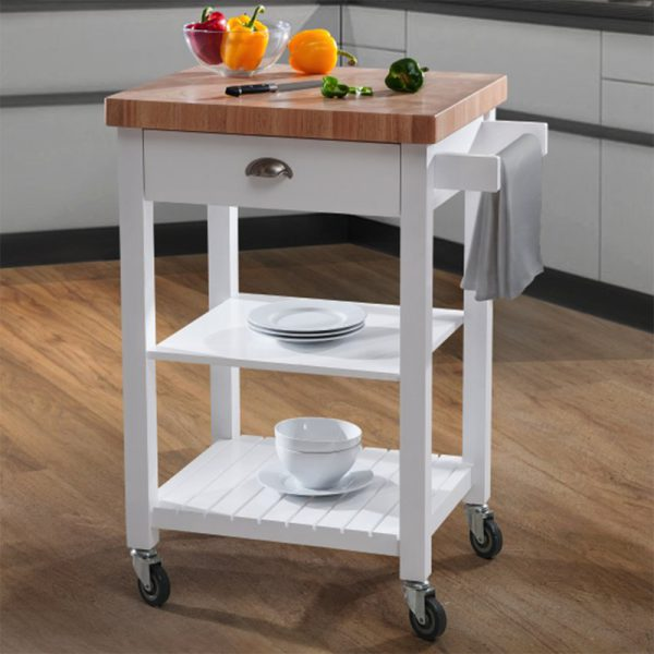 Kuhnhenn Kitchen Island Frasier Breakfast Bar – Farmhouse Touches