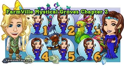 FarmVille Mystical Groves Chapter 2