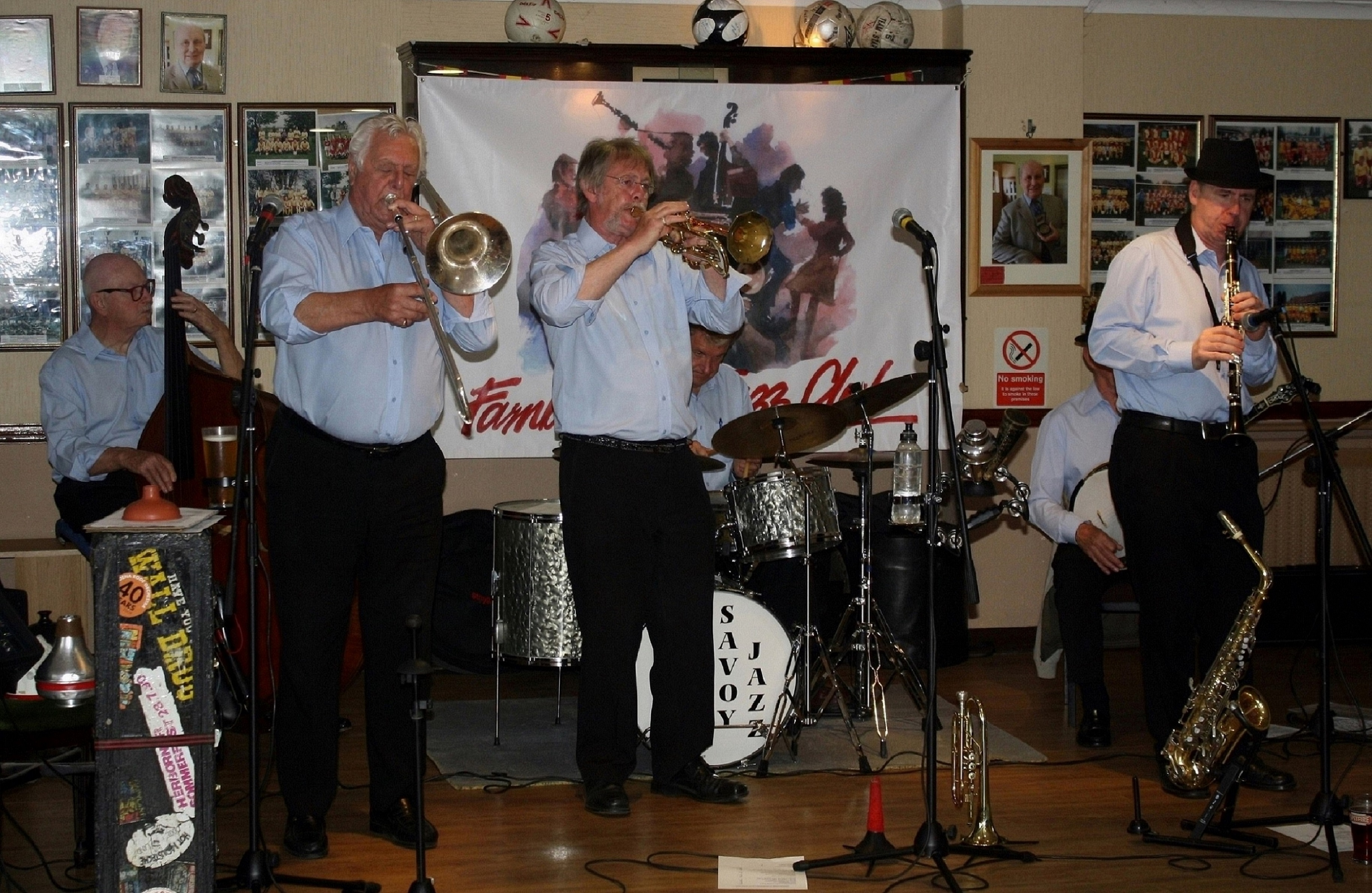 Golden Eye Herborn June 2015 Welcome To Farnborough Jazz Club