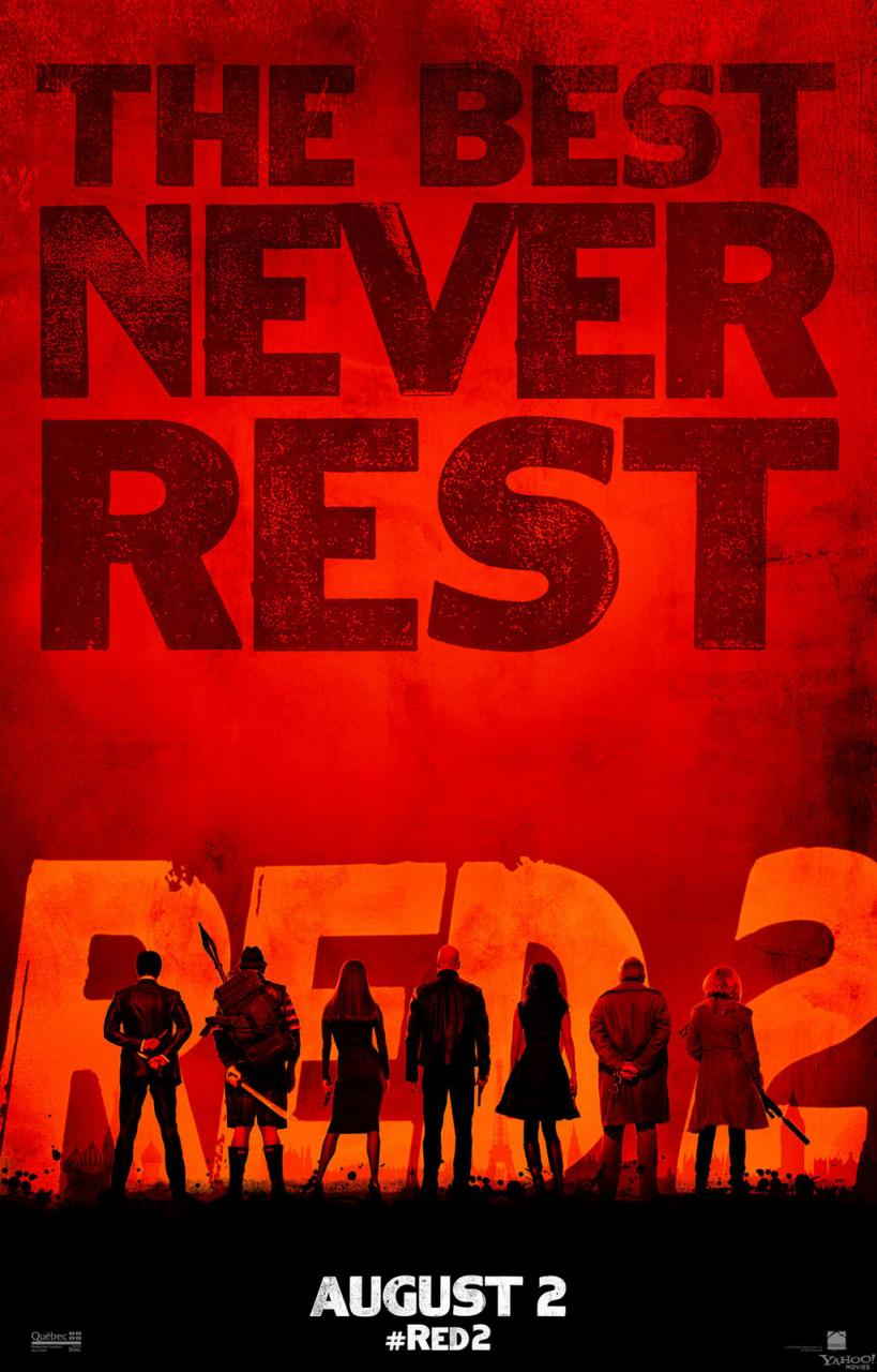 Poster Red Poster De Red 2