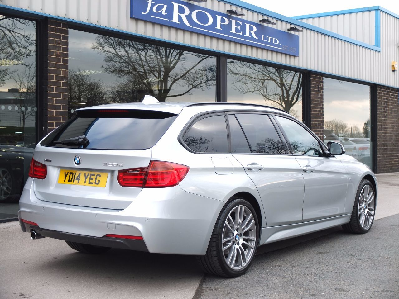 Bmw 3 Series Touring Xdrive Second Hand Bmw 3 Series 320d Xdrive M Sport Touring Auto