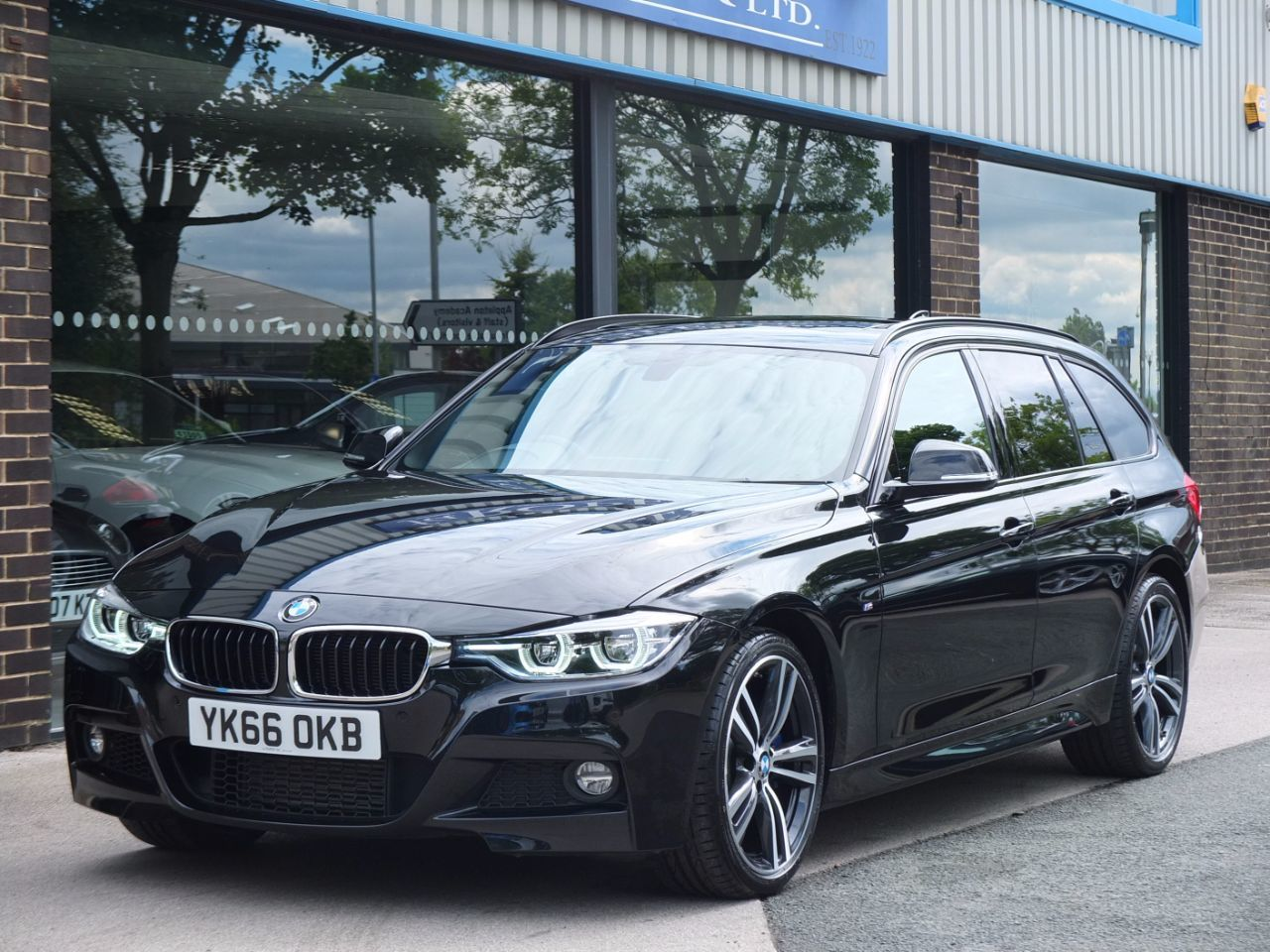 Bmw 3 Series Touring Xdrive Second Hand Bmw 3 Series 335d Xdrive M Sport Plus Touring