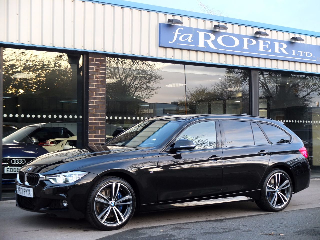 Bmw 3 Series Touring Xdrive Used Bmw 3 Series 320d Xdrive M Sport Plus Pack Touring