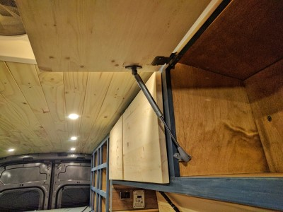 Ford Transit 2016 Diy Campervan Conversion Page 3