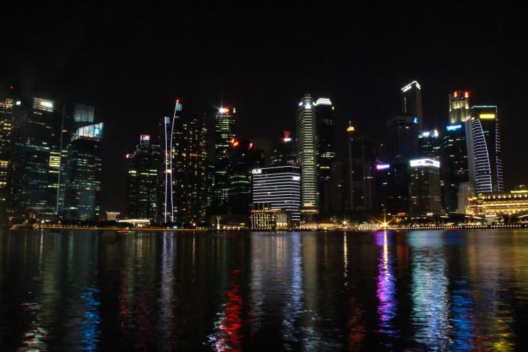 Slapen, doen & budget Singapore