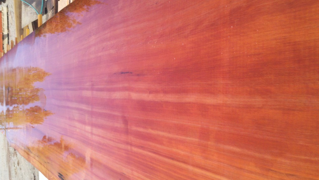Sheridan Lumber Old Growth Giant Sequoia Redwood Slabs Available For Sale