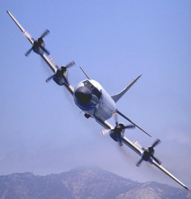 Radius Design P-3 Orion - Military Aircraft