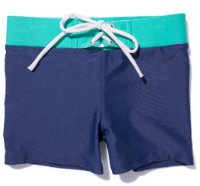 Finger in the Nose swimshorts