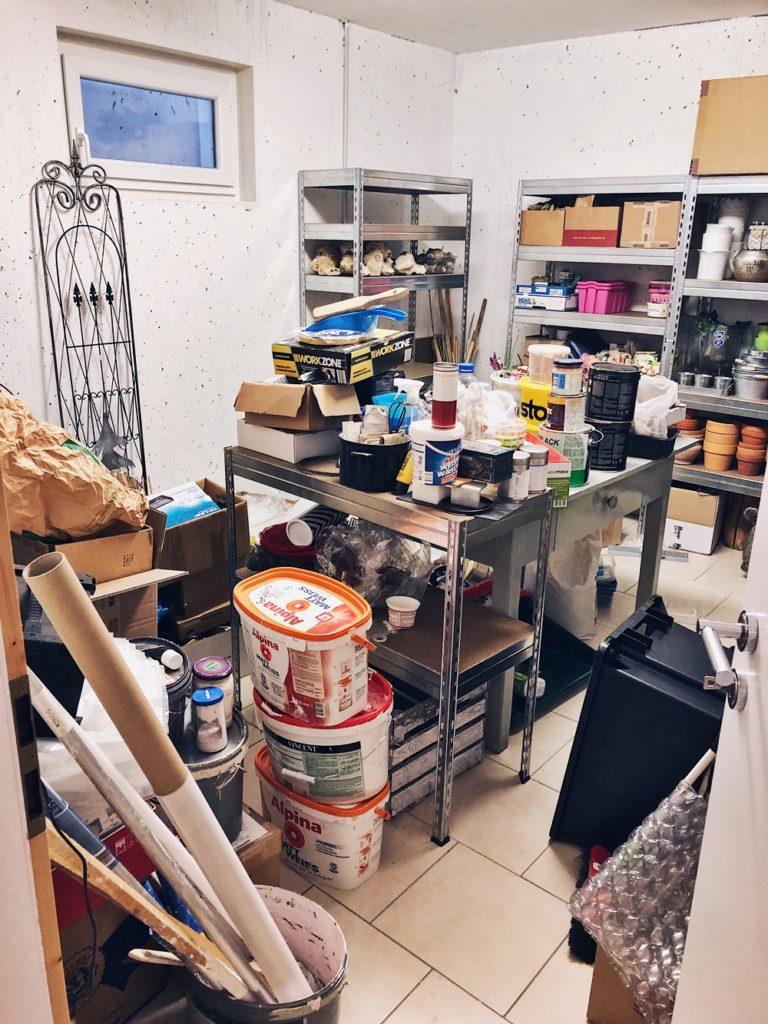 Küche Ausmisten | Marie Kondo Küche