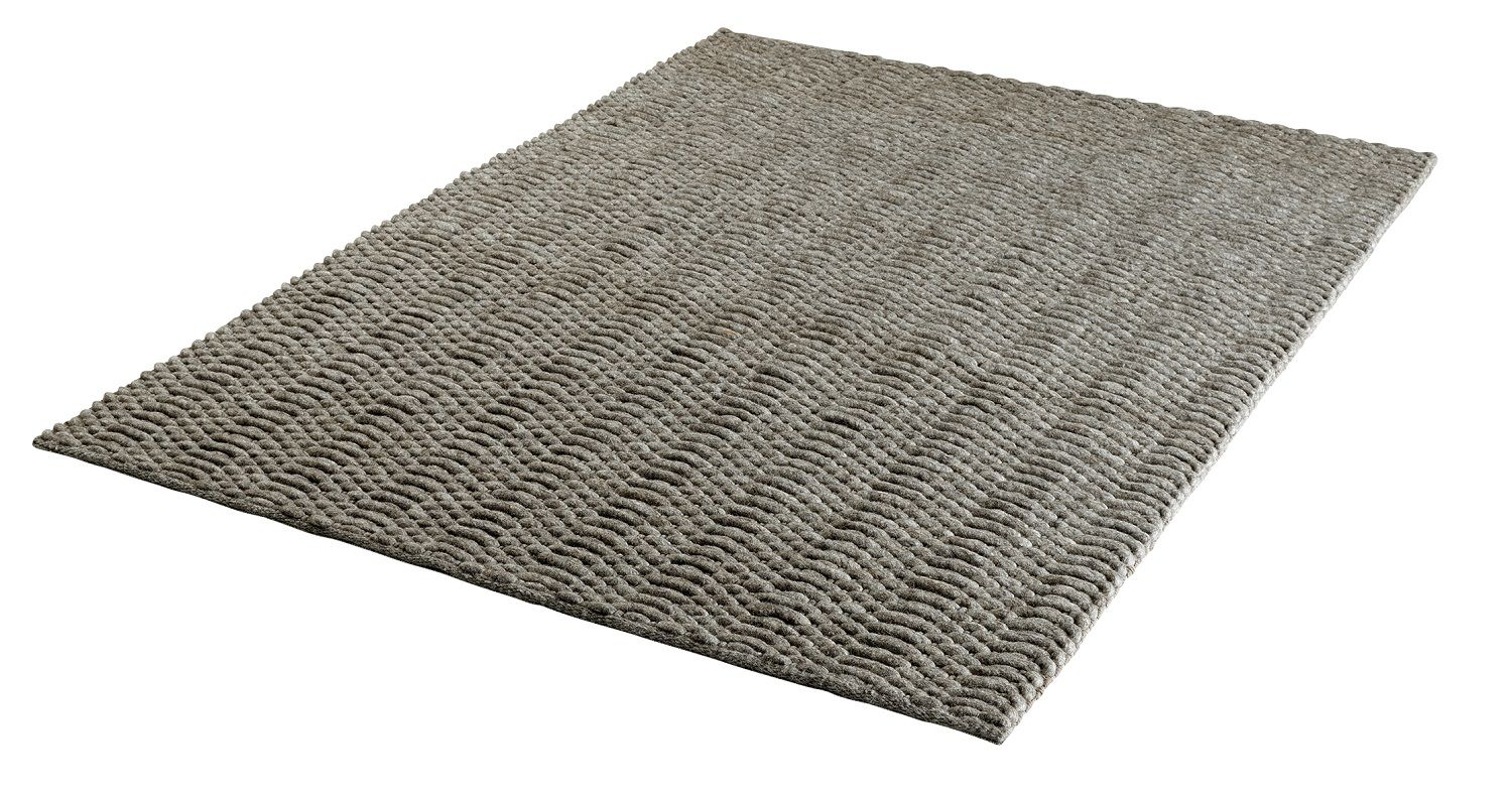 Teppich Taupe Teppich Obsession Forum 720 Taupe Raum Quadrat Fashion