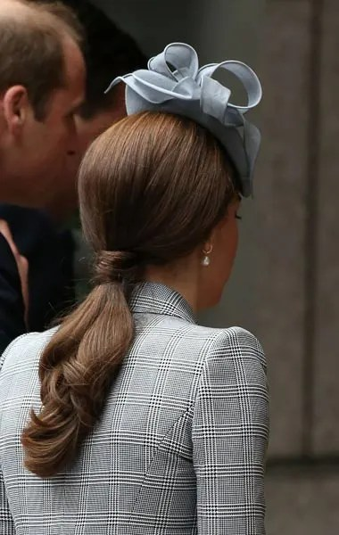 Food Trends Duchess Kate's Best Ever Hairstyles - Photo 8