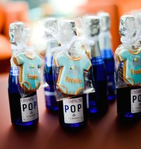 DIY Champagne Party Favors - Fashionable Hostess