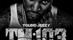 "Young Jeezy Ft. Freddie Gibbs x Eminem ""Talk To Me"""