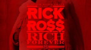 Rick Ross – Rich Forever (Cover)