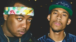 MellowHigh (Domo Genesis & Hodgy Beats – Troublesome2013 [Video]