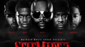 MMG – Power Circle (Ft. Gunplay, Stalley,Wale, Meek Mill, Rick Ross & Kendrick Lamar)