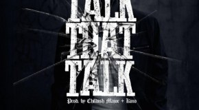 Young Jeezy – Talk That Talk [Artwork]