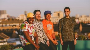 Rudimental – Feel The Love (Woz Remix) [Ft Childish Gambino]