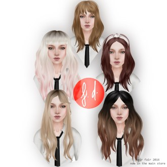 Hair Fair 2014 Styles In The Main Store