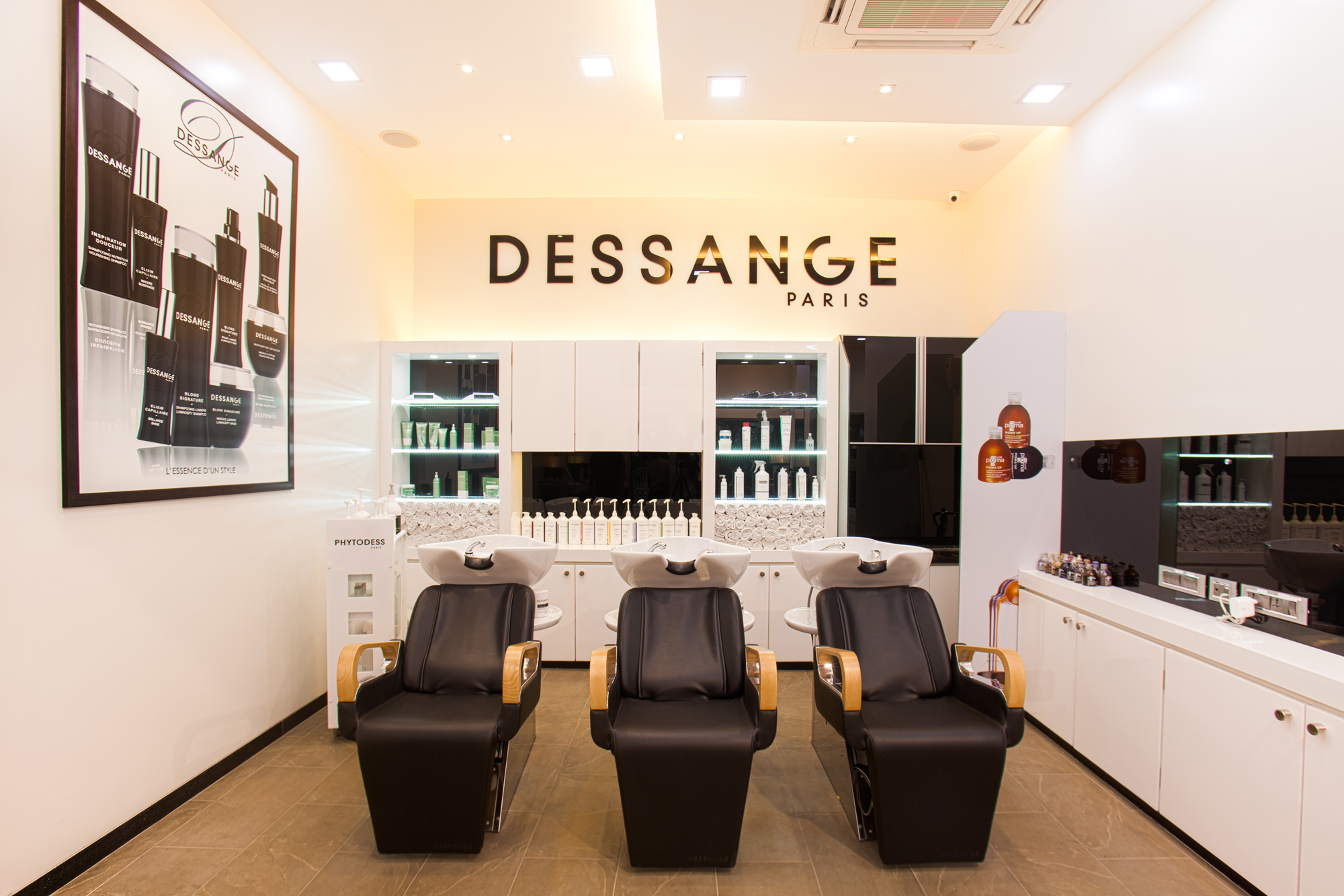 Hair Salon In Paris Beauty Gets A New Address Dessange Paris Comes To Mumbai