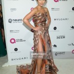 Nadia Hilker - Tony Ward - 24th annual Elton John AIDS Foundation s Oscar