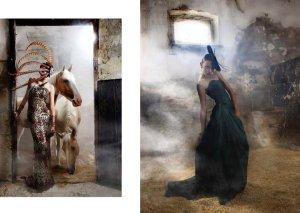 Reem Acra - FEI Photoshoot