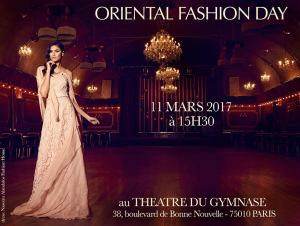 Oriental Fashion Day mars 2017