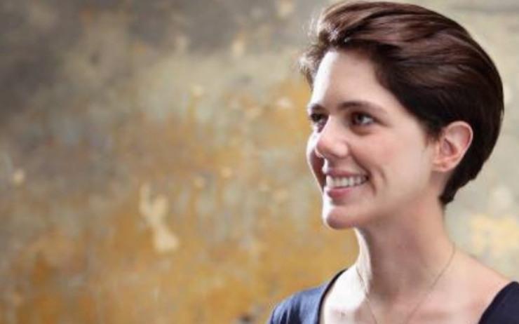 Sarah Hermez, fondatrice de Creative Space Beirut