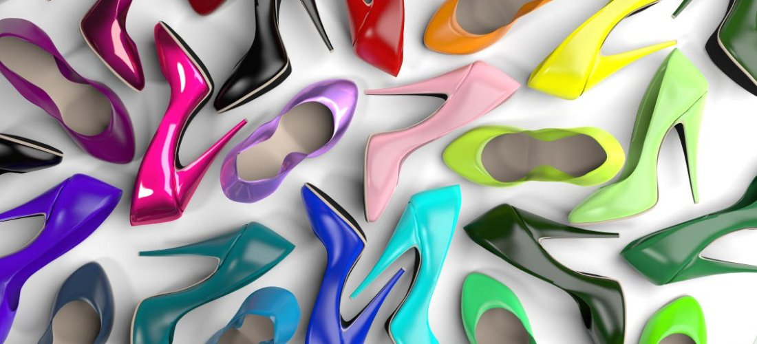 The Six: Fashionable footwear from the Middle East | Arab News