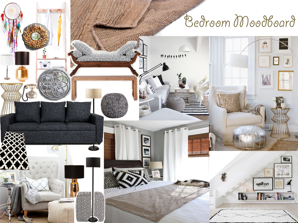 Moodboard Maken Online How To Make A Moodboard Pinterest Inspired Home Decor