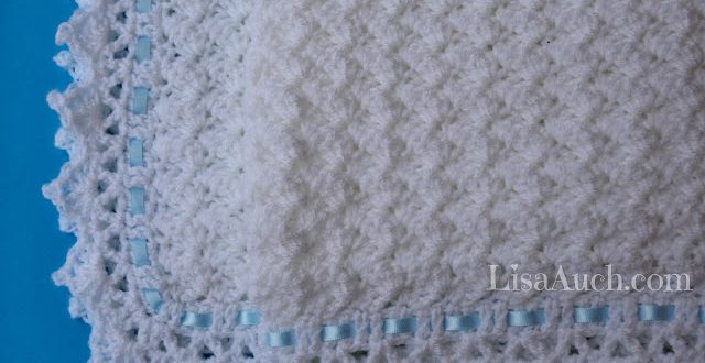 Comfortable Baby Blanket Crochet Patterns To Try Out