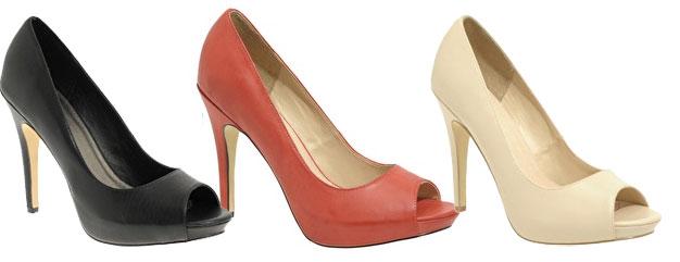 How To Buy The Right Peep Toes Fashionarrowcom