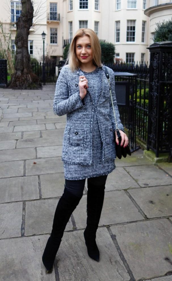 matching dress and coat2