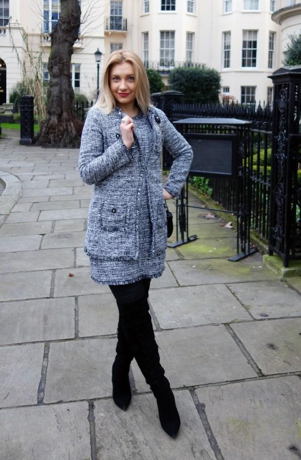 matching dress and coat3