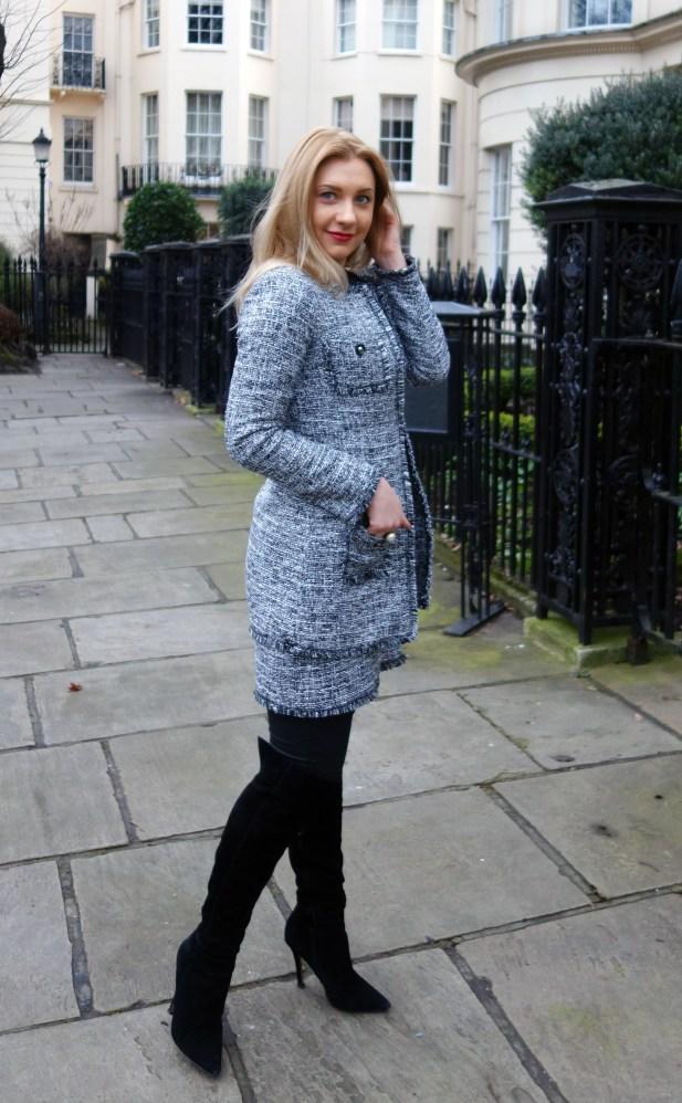 matching dress and coat6