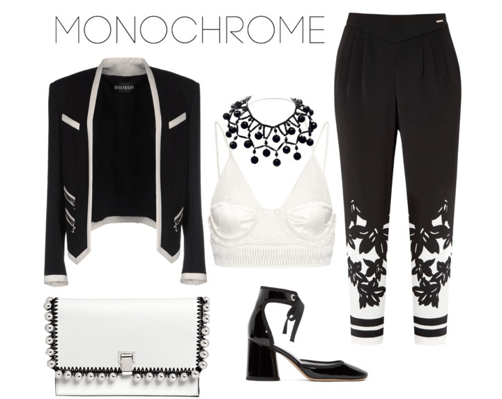 Monochrome Nights…