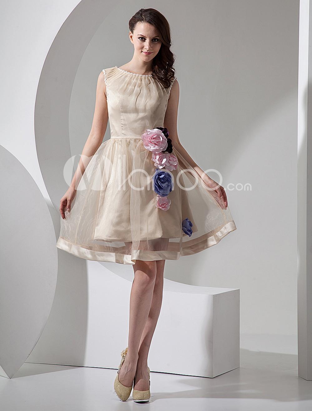 short wedding dresses champagne color champagne colored wedding dress Short Wedding Dresses Champagne Color 20