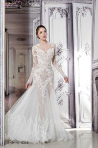 Pnina Tornai 2015 Spring Bridal Collection | The FashionBrides
