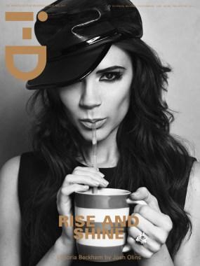 victoria beckham cover i-d magazine