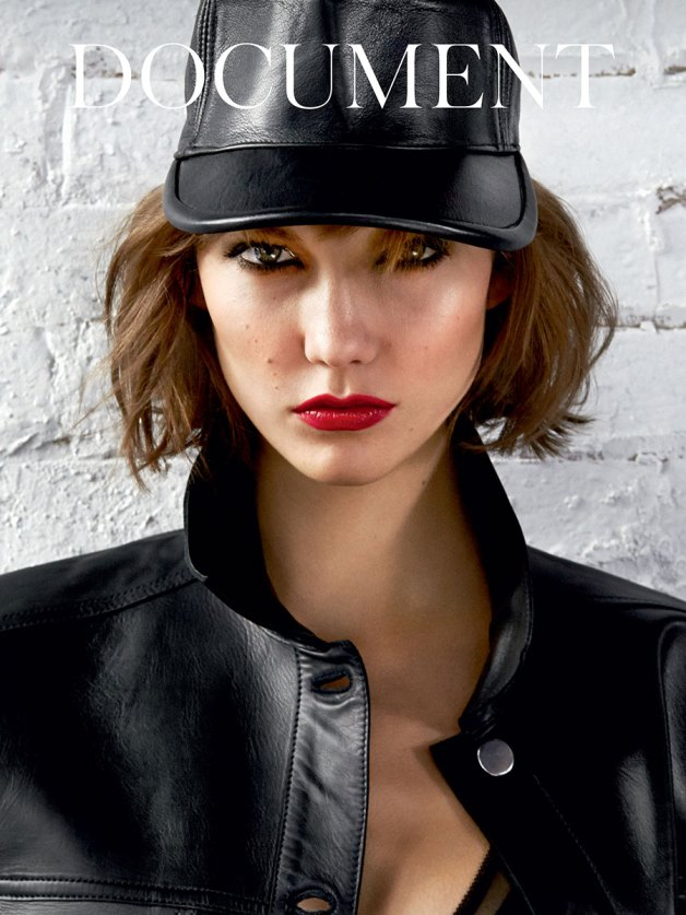 Karlie Kloss in 'Private Arrangements' by Collier Schorr for Document Journal #2