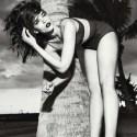 Crystal Renn by Nico Harpers Bazaar Spain 14