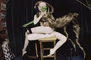 Tim Walker 'In a Silent Way' for Vogue Italia October 2014 13