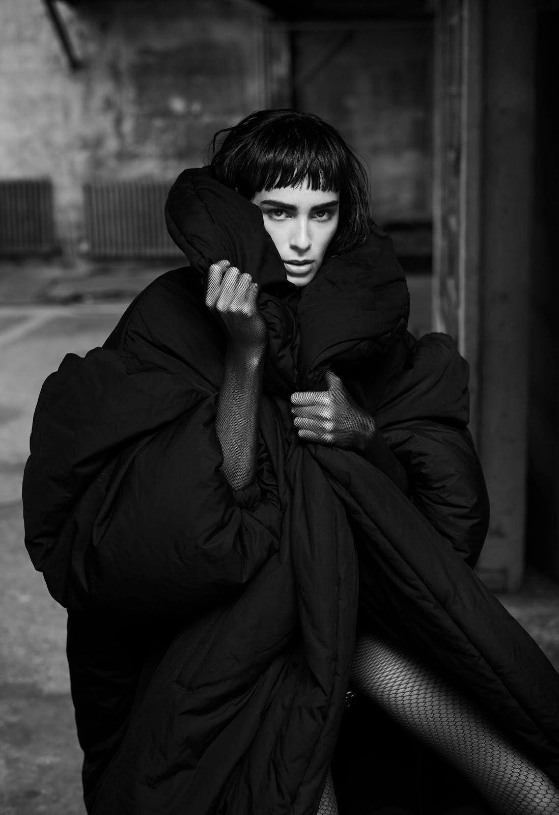 Margaux Brooke by Nicolas Guerin for REVS Digital #7
