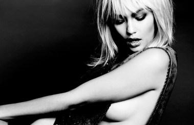 Gigi Hadid Model of the Year shot by Yu Tsai 4
